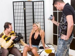 Vanessa Jordin wants a sex audition to get her por