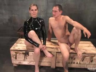 Cock and Ball Torture With Maitresse Madeline | Ki