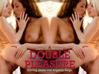 Jessie Volt in Double Pleasure