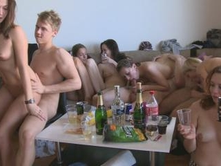 Squirt Orgasm on my Home Party