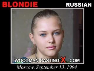 Blondie casting