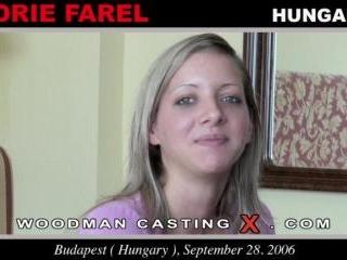 Audrie Farel casting