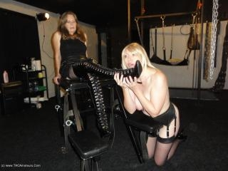 Dungeon Domme Pt2