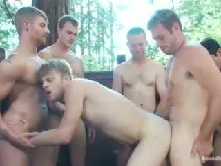 Logan Stevens is turned into a sex slave at a camp