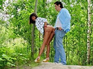 Wild sex pickup as favorite pastime