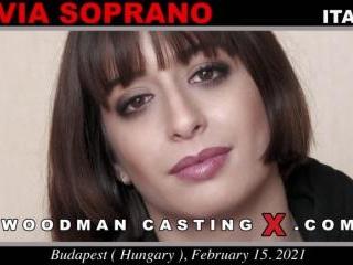 Silvia Soprano casting