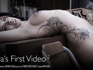 Maya\'s First Video 2