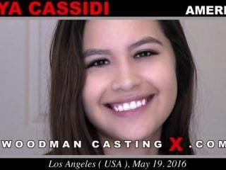 Zaya Cassidi casting