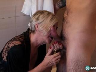 Constance fucks her daughter\'s boyfriend