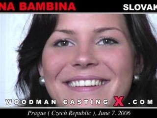 Anna Bambina casting