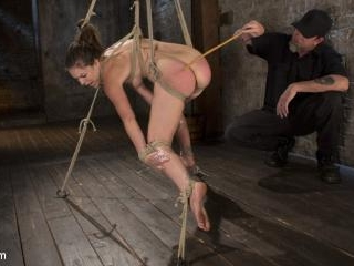 Pain Pixie Suffers in Grueling Bondage, is Torment