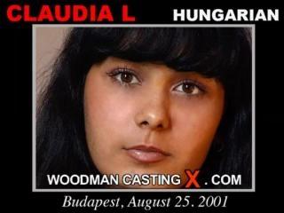 Claudia L casting