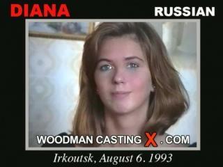 Diana casting