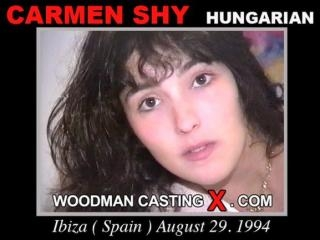 Carmen Shy casting