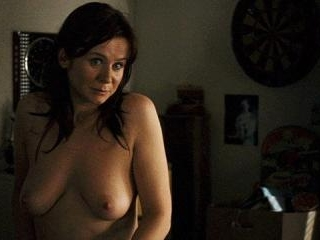 Bouncy Brit Emily Watson always bares all.