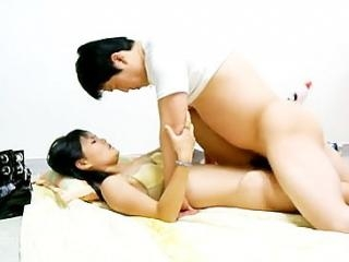 Korean wife home
