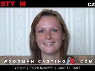 Kristy M casting