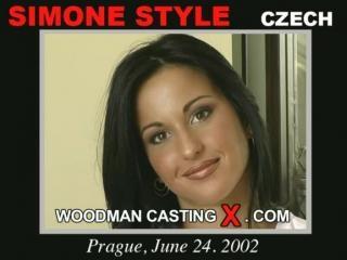 Simone Style casting