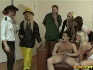 Cock Ring Accident