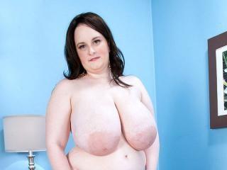 Ivory Skin & Giant Tits