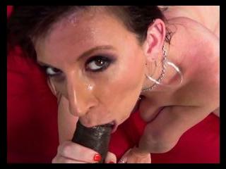 Sara Jay Gets Plowed By A Black Dick
