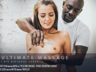 The Ultimate Massage Episode 2 - Big Birthday Supr