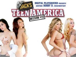 Jack\'s Teen America 22