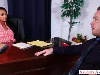 Naughty Office - Harley Dean & Kyle Mason