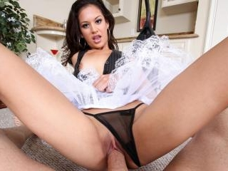 Teen Maid At Vince\'s Place
