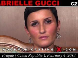 Gabrielle Gucci casting