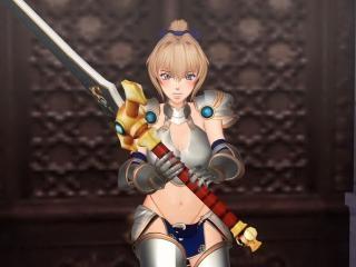 Princess Knight Gangbang - Horny 3D anime sex movi