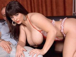 Sex Lingerie Model