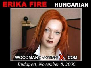 Erika Fire casting