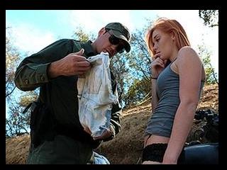 Border Patrol Sex - Alex Tanner 1
