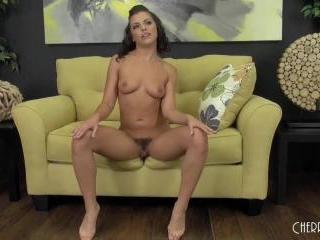 Beautiful Adriana Chechik Fucked LIVE