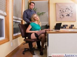 Naughty Office - Mia Malkova & Chad White
