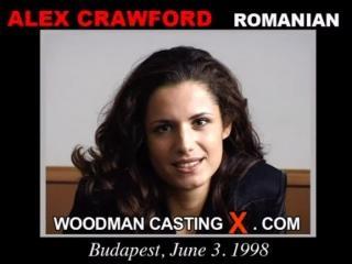 Alex Crawford casting