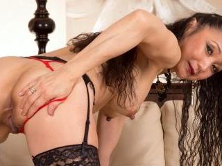 Pleasing Herself