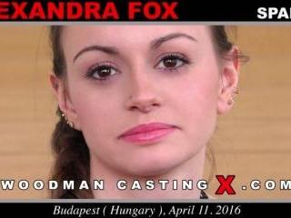 Alexandra Fox casting