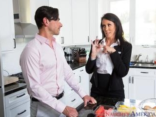 Seduced By A Cougar - Reagan Foxx & Ryan Driller