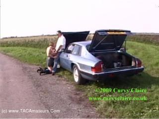 Classic Car Cock Movie