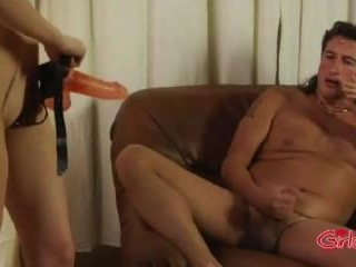 Fucked In The Armchair