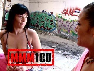 Interview porno with Sandra Canaria