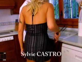 Porn video :   Sylvie Castro Terry