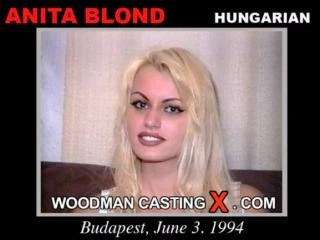 Anita Blond casting