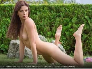 Garden Naked