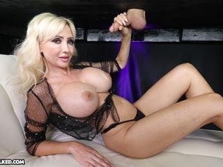 Doused with Warm White Cum - Victoria Lobov
