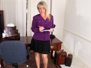 Big Tit Boss Lady