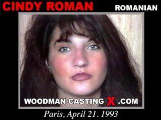 Cindy Roman casting