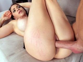 Cock-stuffed breasts